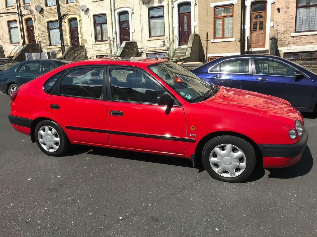 1998 (S) Toyota Corolla 2 0D GS hatchback 54,000 miles AC+SUNROOF | in  Bradford, West Yorkshire | Gumtree