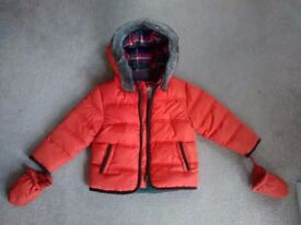 Boys winter coat for age 12 - 18 months