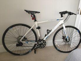 Ladies Boardman Hybrid Bicycle