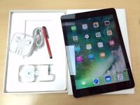 Apple iPad Air 128GB, Black, WiFi + Cellular, Unlocked, NO OFFERS