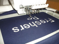 Flexible Production Assistant required for fast growing Print & Embroidery Company, Maidenhead.