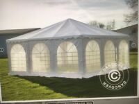 Marquee 6x6 metre