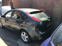Ford Focus sea grey Mk2 Breaking For Spares 1.6 Petrol