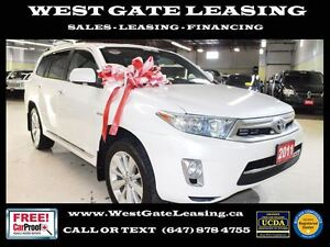2011 Toyota Highlander Hybrid LIMITED | NAVIGATION |