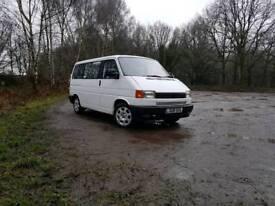 VW T4 LWB Camper Van