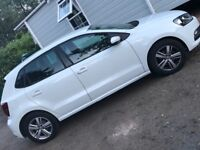 White Volkswagen Polo 16 Plate For Sale I Am The Only Previous Owner Very Clean Car
