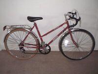 "Girls Classic/Vintage/Retro Dawes Princess (24"" tyres, 18.5"" frame) Racing/Road Bike (will deliver)"
