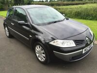 2007 Face lift Renault Megane 1.6 16v Sport Hatch DYNAMIQUE 1yrs Mot 1 owner 6mth warranty