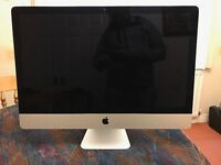 "iMac 27"" 5K, Intel i7 4.0GHz Quad-core, 16GB DDR3 RAM, 1TB Fusion Drive inc Keyboard and Mouse"