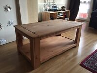 TABLE / COFFEE TABLE - Good Condition. Good size.
