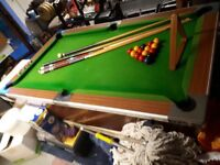 Professional Pub Pool Table