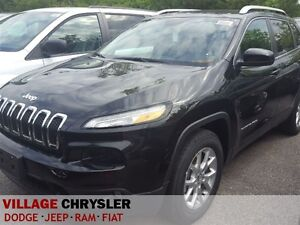 2016 Jeep Cherokee 4X4 NORTH LEATHER, LuxuryGroup,Tow Group,Back