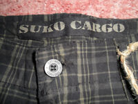 Suko Cargo men's shorts