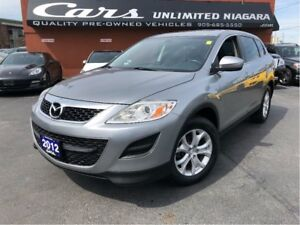 2012 Mazda CX-9 GS | AWD | 7 SEATED | ROOF | LOW MILEAGE ...