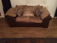 Modern and comfortable 3 + 2 seater sofas
