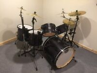 NEW LOWER PRICE - Mapex Armory Drum Kit - 1 Year Old, Hardly Played