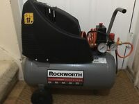 Air compressor Rockworth
