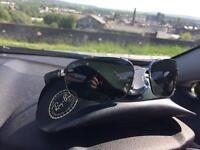 Ray ban sun glasses mint condition.