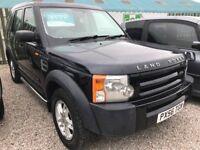 Land Rover Discovery 3 2.7 TDV6 *12 MOT+3 MONTH WARRANTY*