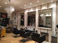 Blondie Kerr Hair Salon chair rental opportunity