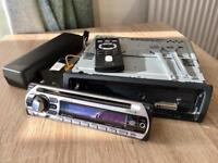 SONY CAR RADIO CD PLAYER & MP3 INPUT