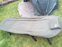 NGT fishing bedchair