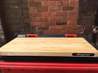 Snap on Wooden Top