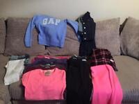 Girls clothes bundle 10-11