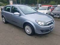 Vauxhall astra grey petrol years mot low milage 05 plate