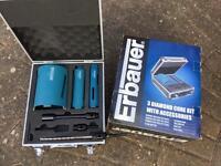 Erbauer 3 Diamond Core Kit