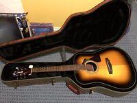 Guitar Guild GAD-50 acoustic with case