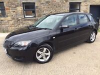 2006 MAZDA 3 1.6 SAKATA,FULL SERVICE HISTORY,8 MONTH MOT,HPI CLEAR,CHEAP RELIABLE CAR,GOOD CONDITION