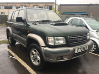 ISUZU TROOPER 3.0 TD Spares or Repairs may PX Swap WHY