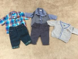 Baby bundle clothes age 3-6 months, ted baker, next and gap