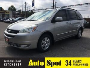 2004 Toyota Sienna LE/WELL MAINTAINED !/PRICED FOR A QUICK SALE!
