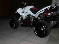 Apache RLX 450 sport quad