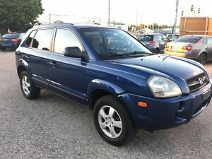 2005 Hyundai Tucson NO ACCIDENT - SAFETY & E-TESTED