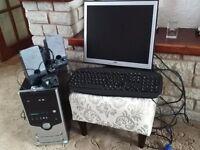 Evesham Desktop Computer