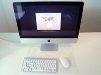 """Apple iMac 21.5"""" 3.33GHz Intel Core 2 Duo 8GB RAM 2TB HD Late 2009 High Sierra Wireless"""