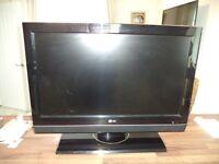 LG Flat Screen Free View TV