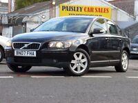 07 REG VOLVO S 400 S 1.6cc 4 dr, see all cars at paisley car sales, call 0141 889 9200.