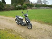 Scooter april 2013 Pulse 50 cc scooter 12 Months MOT fully serviced HPI check available