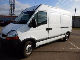09 Renault Master MWB Dci120 Mot'd & Fully Serviced, Drives great. Very tidy