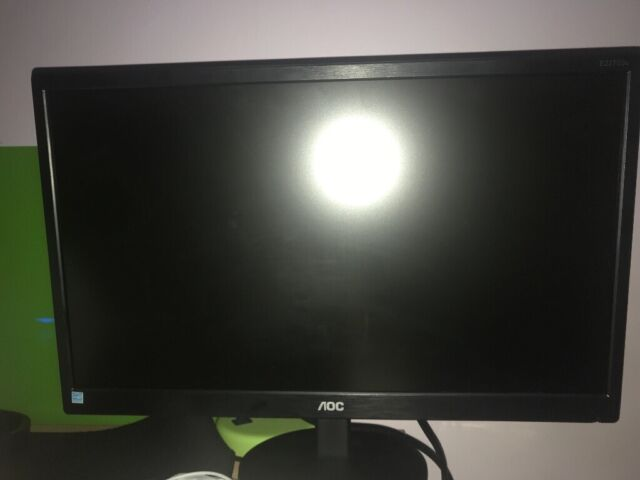 Full HD AOC 5ms 60hz just used for 2 months 22inch monitor | in  Southampton, Hampshire | Gumtree