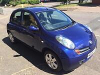 2004 NISSAN MICRA SX 1.2 # Part exchange to clear #