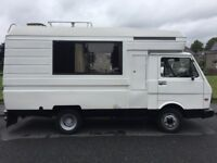 VW Campervan/Motorhome - Low Mileage with lots of recent improvements made