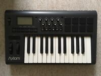 Midi Keyboard Controller M-AUDIO AXIOM 25