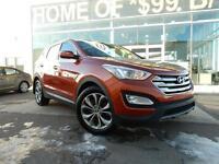 2013 Hyundai Santa Fe Limited 2.0T AWD