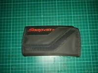 Snap on pouch