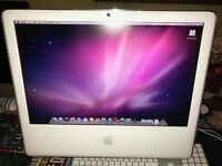"Apple iMac 20"". ****still for sale 20/6/17****"